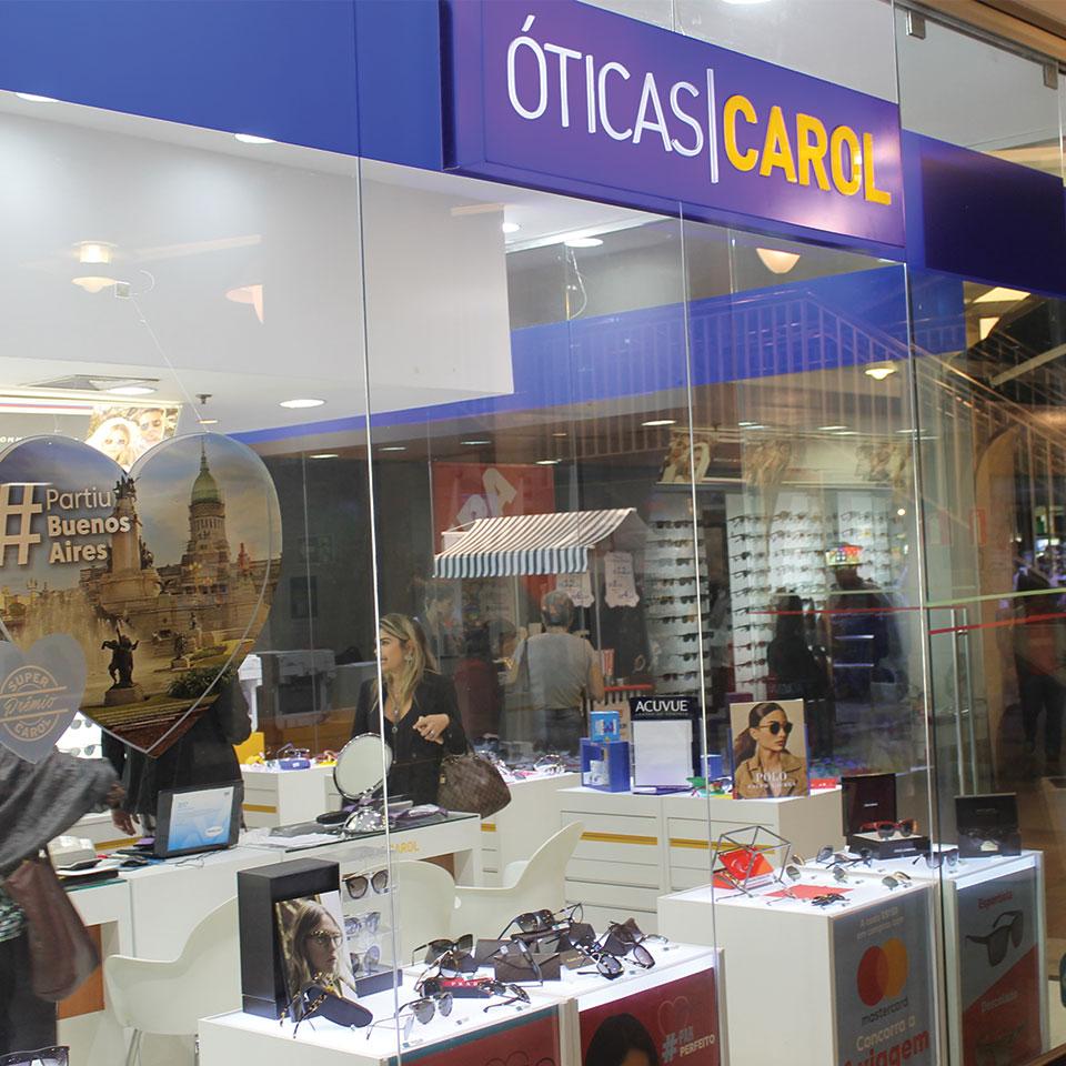 Óticas Carol - Anchieta Garden Shopping f07f03b27d
