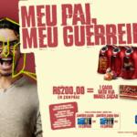 PAIS GUERREIROS SERÃO HOMENAGEADOS EM CAMPANHA DO GARDEN