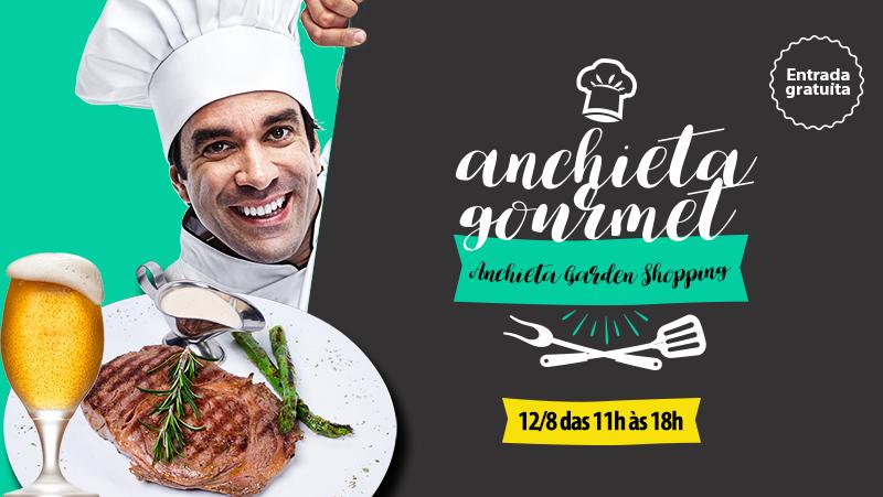 Garden promove Evento Gourmet em comemoração ao Dia dos Pais