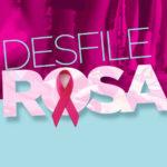 Desfile Rosa no Garden