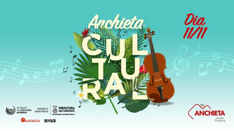 Vem aí o Anchieta Cultural!